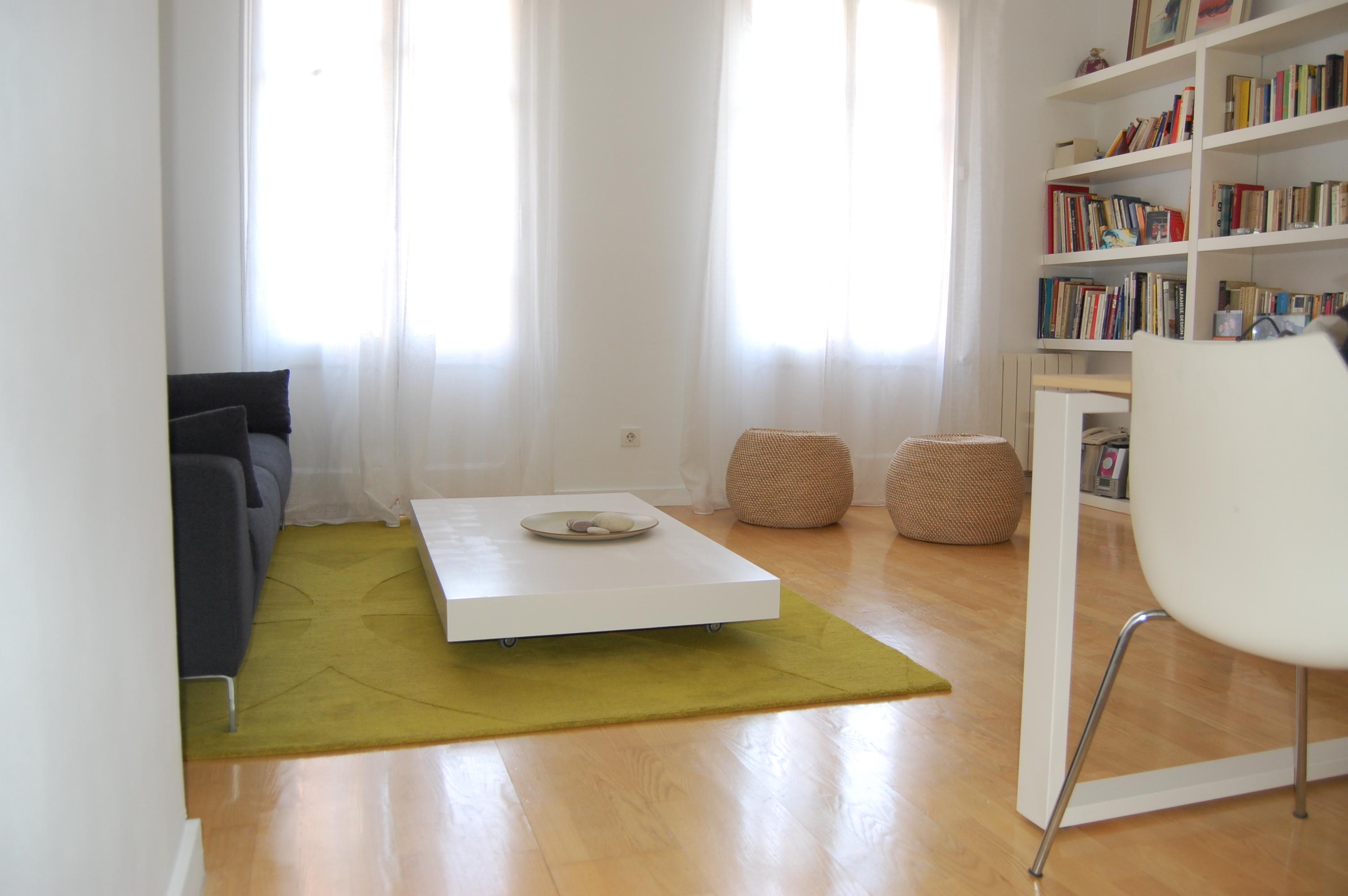 Trazo interiorismo piso 55m - Interiorismo low cost ...