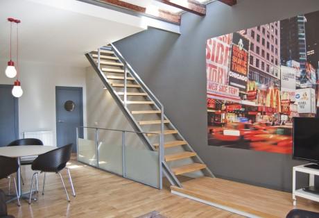 Loft Duplex 90m²